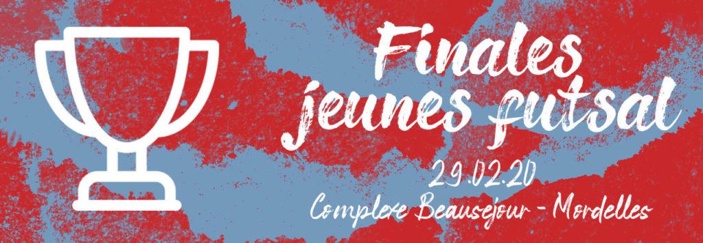 Le FCM co-organise les finales futsal le 29 février !