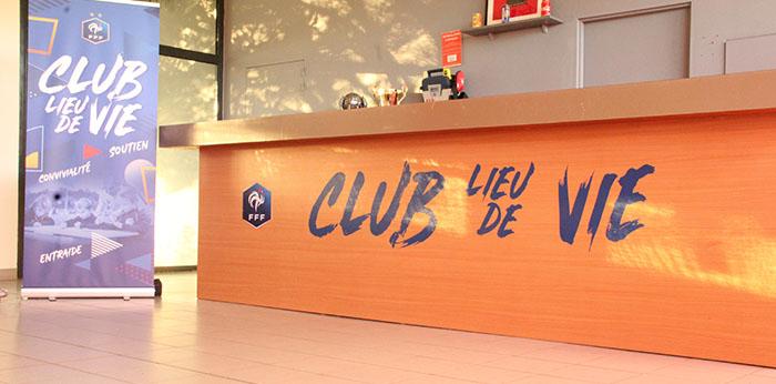 """Le FCM sélectionné pour être un """"Club Lieu de Vie"""" !"""