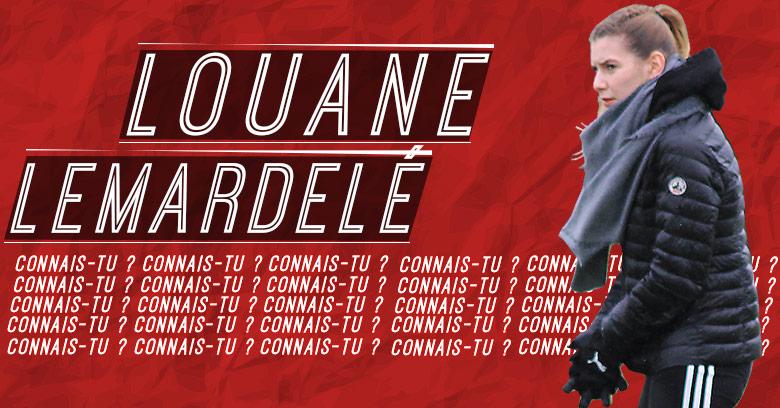 Connais-tu Louane Lemardelé ?