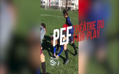 PEF. Le théâtre du Fair-Play, de bons comédiens pour devenir de bons joueurs du FC Mordelles