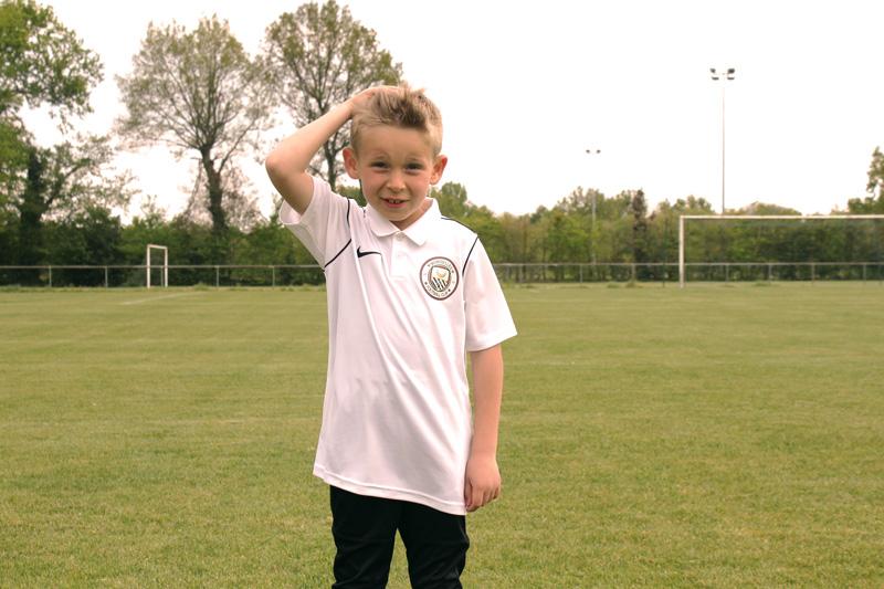 Boutique FC Mordelles - Polo de présentation - Enfant