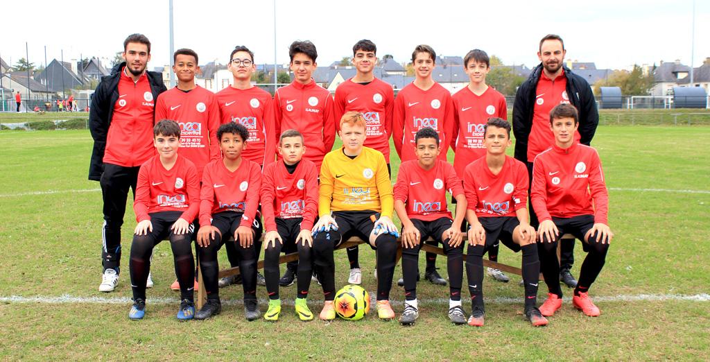 FCM - U15 - Équipe A