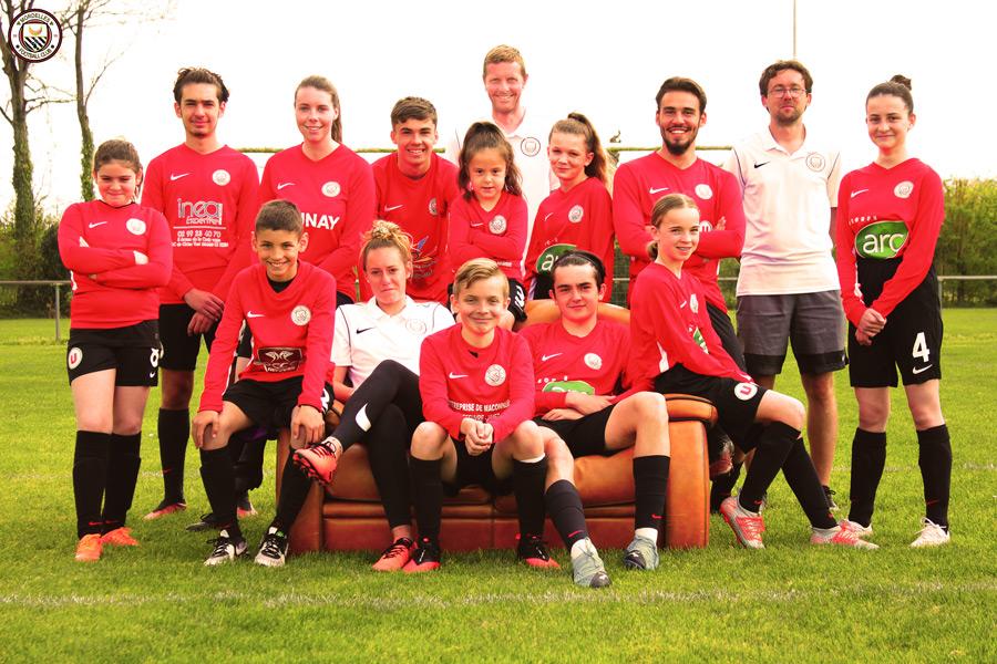 Le FC Mordelles recrute joueurs, joueuses, arbitres et bénévoles !