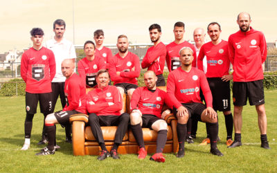 Rejoignez l'une des quatre équipes seniors masculines du FC Mordelles !