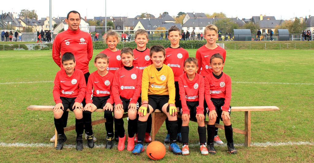 FCM - Équipe U10 - Équipe A