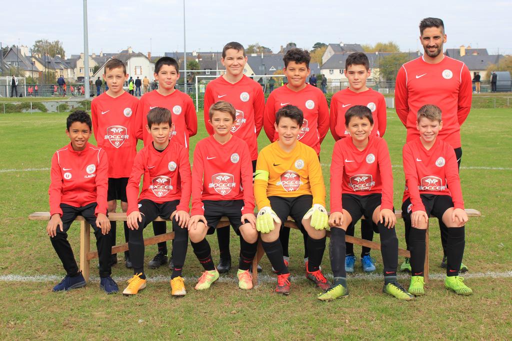 FCM - U13 - Équipe A