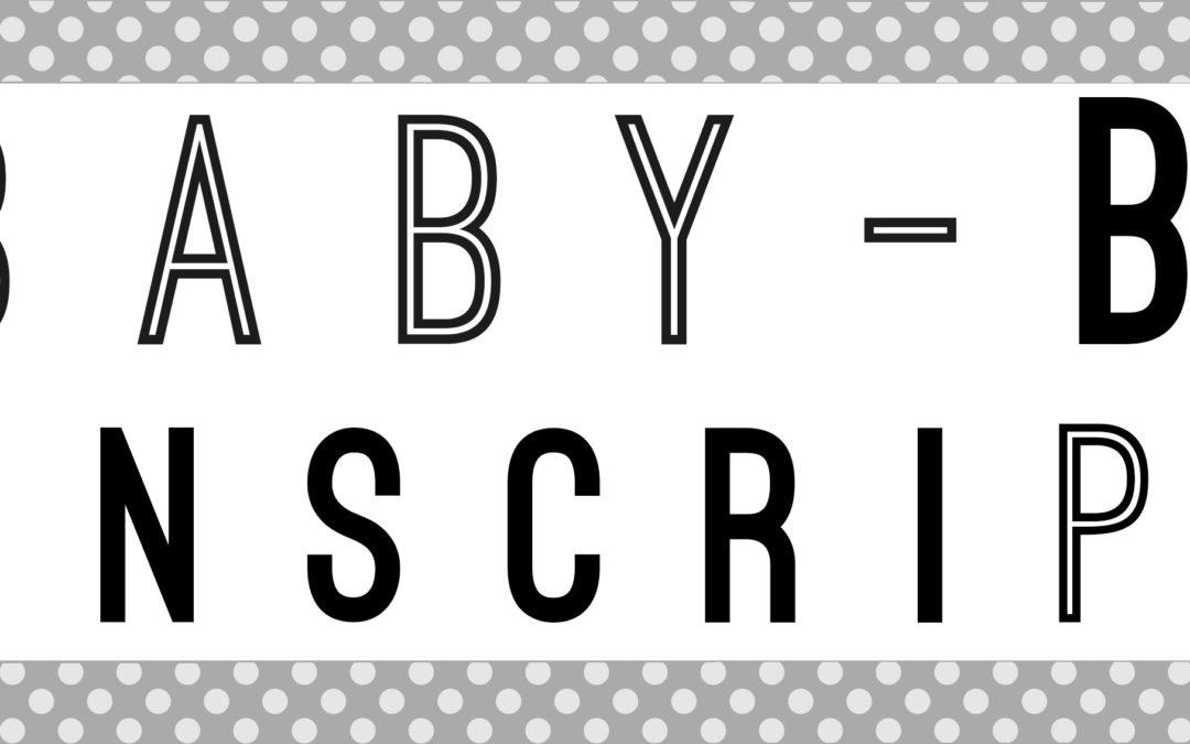 Baby-Ball. 4 nouvelles séances de programmées, inscrivez vos enfants !