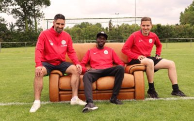 Le FC Mordelles continue de se former…